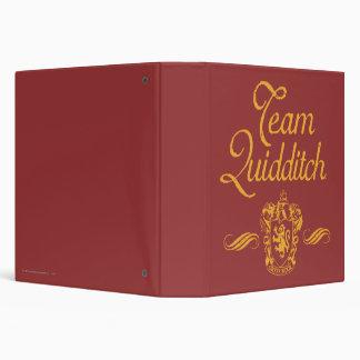 Harry Potter | Team QUIDDITCH™ Binder