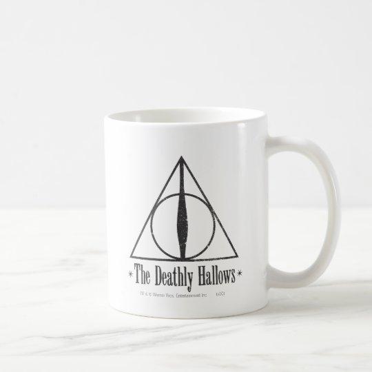Harry Potter | The Deathly Hallows Emblem Coffee Mug