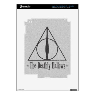 Harry Potter | The Deathly Hallows Emblem Decal For iPad 3