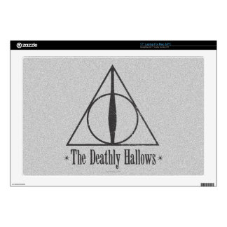 Harry Potter | The Deathly Hallows Emblem Laptop Skin