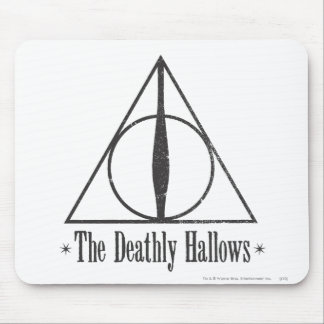 Harry Potter | The Deathly Hallows Emblem Mouse Pad