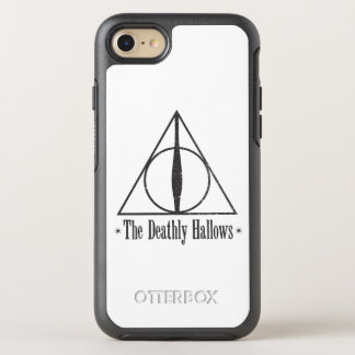 Harry Potter | The Deathly Hallows Emblem OtterBox Symmetry iPhone 7 Case