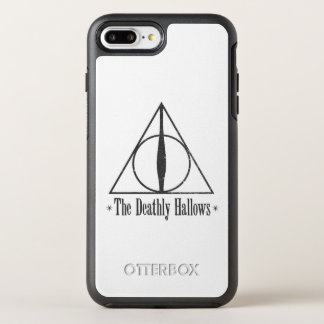 Harry Potter | The Deathly Hallows Emblem OtterBox Symmetry iPhone 7 Plus Case