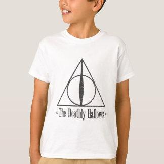 Harry Potter | The Deathly Hallows Emblem T-Shirt