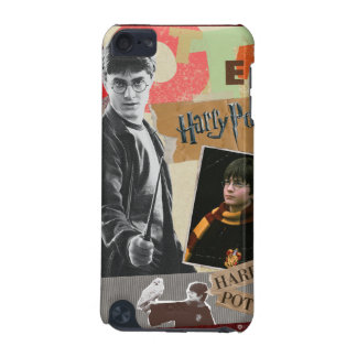 Harry Potter Then and Now iPod Touch 5G Case