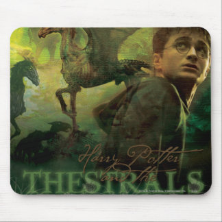 Harry Potter Thestrals Mouse Pad