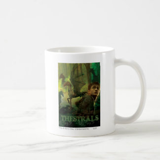 Harry Potter Thestrals Classic White Coffee Mug