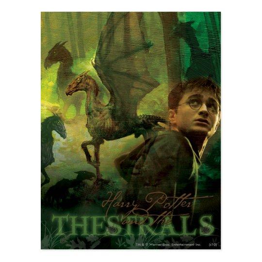 Harry Potter Thestrals Postcard
