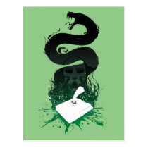 Harry Potter | Tom Riddle's Diary Graphic Postcard