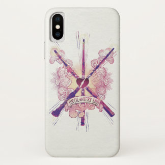 Harry Potter   Until The Very End iPhone X Case