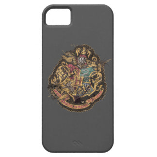 Harry Potter | Vintage Hogwarts Crest iPhone SE/5/5s Case