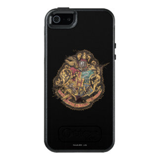 Harry Potter | Vintage Hogwarts Crest OtterBox iPhone 5/5s/SE Case