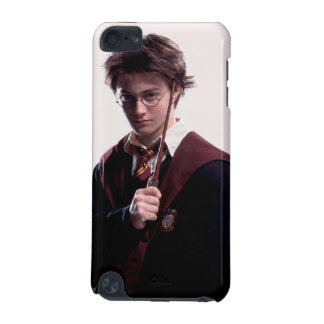 Harry Potter Wand Raised iPod Touch 5G Cover