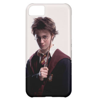 Harry Potter Wand Raised Cover For iPhone 5C