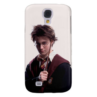 Harry Potter Wand Raised Galaxy S4 Case
