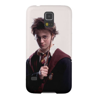 Harry Potter Wand Raised Galaxy S5 Cases