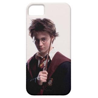 Harry Potter Wand Raised iPhone SE/5/5s Case