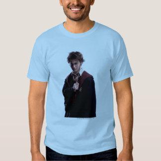 Harry Potter Wand Raised Shirt