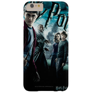 Harry Potter With Dumbledore Ron and Hermione 1 Barely There iPhone 6 Plus Case
