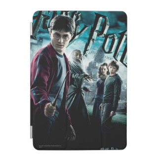 Harry Potter With Dumbledore Ron and Hermione 1 iPad Mini Cover