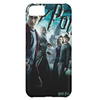 Harry Potter With Dumbledore Ron and Hermione 1 iPhone 5C Cover