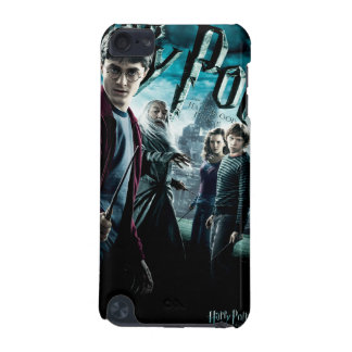 Harry Potter With Dumbledore Ron and Hermione 1 iPod Touch 5G Case