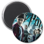 Harry Potter With Dumbledore Ron and Hermione 1 Refrigerator Magnets