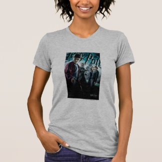 Harry Potter With Dumbledore Ron and Hermione 1 T-Shirt