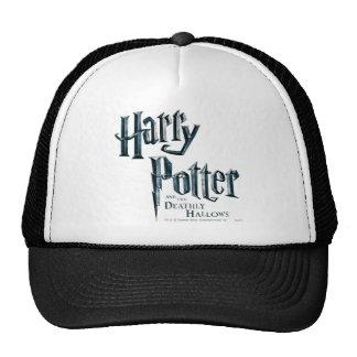 Harry Potter y el mortal santifica el logotipo 1 Gorra