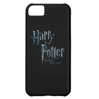 Harry Potter y el mortal santifica el logotipo 3