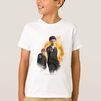 Harry Potter y Ron Weasely Playera