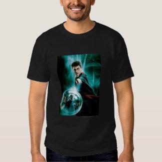 Harry Potter y Voldemort solamente uno pueden Camisas