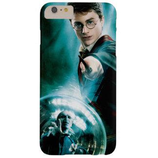 Harry Potter y Voldemort solamente uno pueden Funda De iPhone 6 Plus Barely There