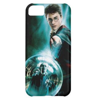 Harry Potter y Voldemort solamente uno pueden Funda Para iPhone 5C
