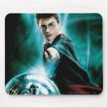 Harry Potter y Voldemort solamente uno pueden sobr Alfombrilla De Ratones