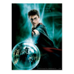 Harry Potter y Voldemort solamente uno pueden sobr Tarjetas Postales