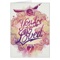 Harry Potter   You Are So Loved Card