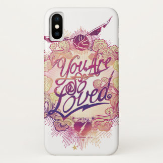 Harry Potter | You Are So Loved iPhone X Case
