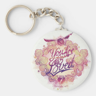Harry Potter | You Are So Loved Keychain