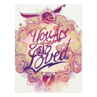 Harry Potter | You Are So Loved Postcard