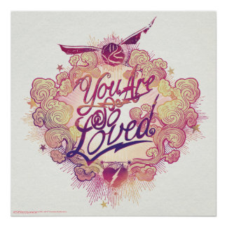 Harry Potter | You Are So Loved Poster