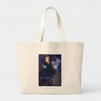 Harry Potter's Stag Patronus Canvas Bag