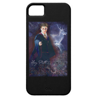 Harry Potter's Stag Patronus iPhone 5 Covers