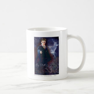 Harry Potter's Stag Patronus Mugs