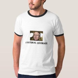 HARRY REID  A NATIONAL DISGRACE! T-Shirt