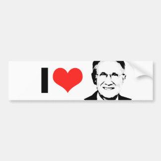 Harry Reid Bumper Sticker