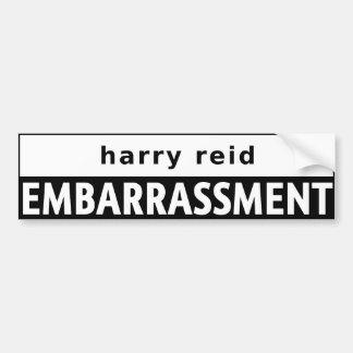 Harry Reid Etiqueta De Parachoque