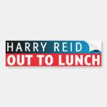 Harry Reid Car Bumper Sticker