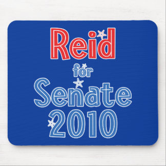 Harry Reid for Senate 2010 Star Design Mouse Pad