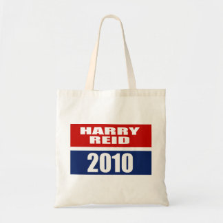 HARRY REID FOR SENATE BUDGET TOTE BAG